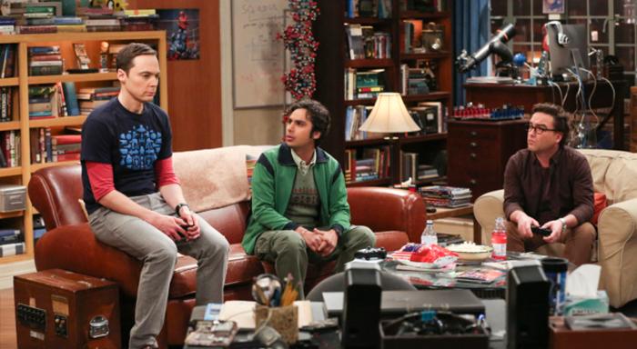 The Big Bang Theory Dizisi konusu ve oyuncuları
