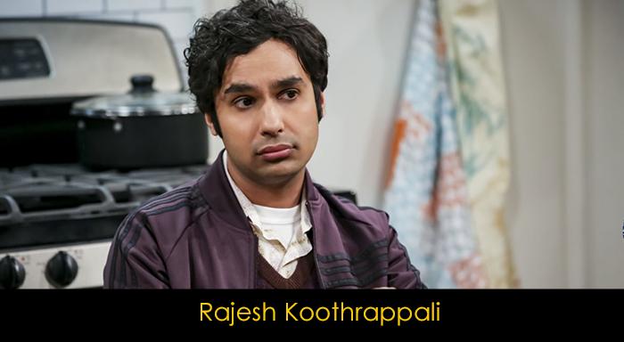 The Big Bang Theory oyuncuları - Rajesh