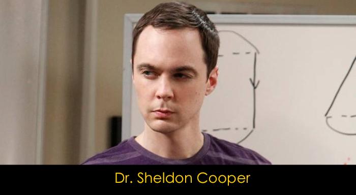 The Big Bang Theory oyuncuları - Sheldon