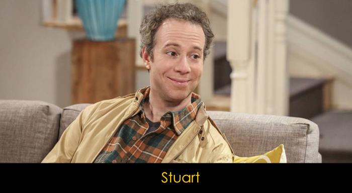 The Big Bang Theory oyuncuları - Stuart