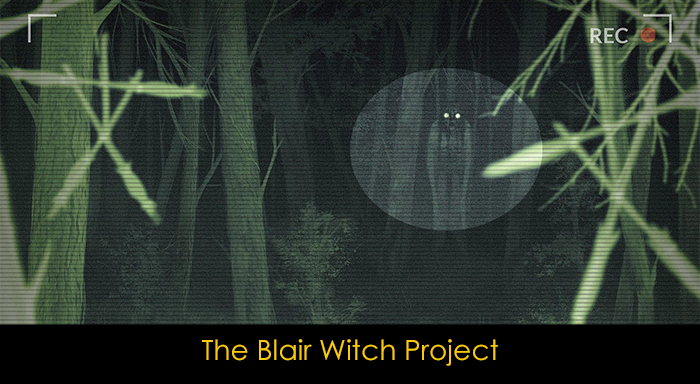 En İyi Korku Filmleri - The Blair Witch Project