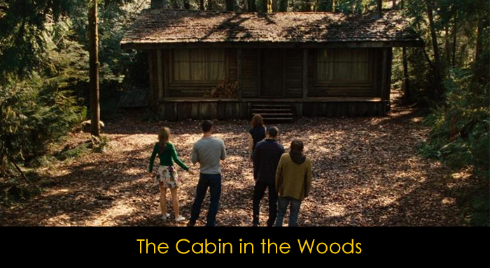 En İyi Korku Filmleri - The Cabin in the Woods