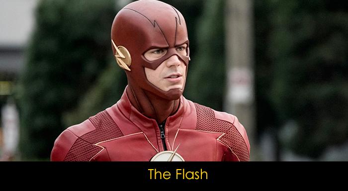 Çizgi roman dizileri - The Flash