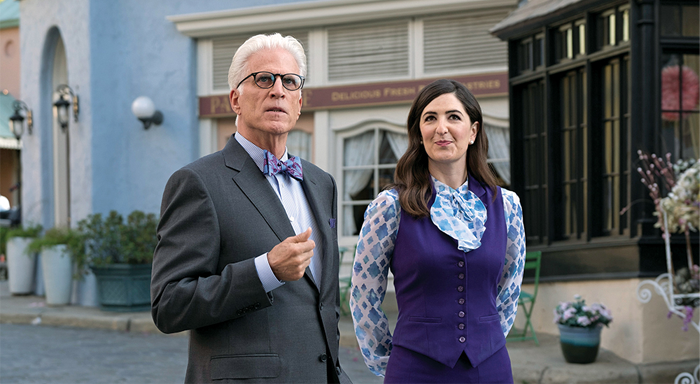 The good place incelemesi