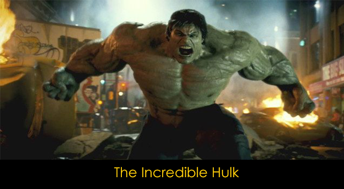 Netflix Ağustos içerikleri - The Incredible Hulk