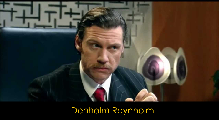 The IT Crowd dizisi oyucuları - Denholm