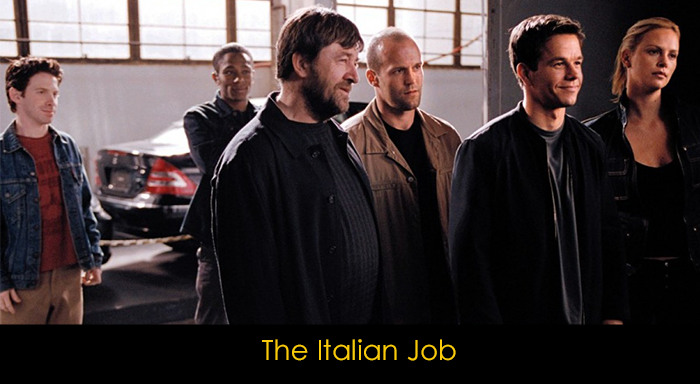 Hacker Filmleri - The Italian Job