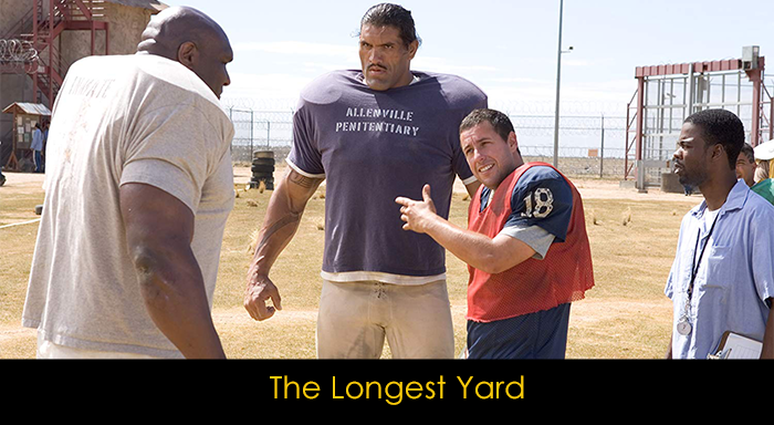 En İyi Adam Sandler Filmleri - The Longest Yard