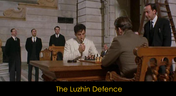 Satranç konulu filmler - The Luzhin Defence