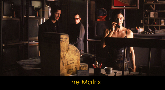 Hacker Filmleri - The Matrix