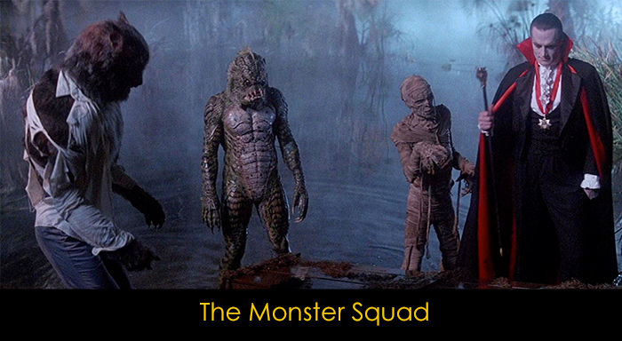 en iyi vampir filmleri - The Monster Squad