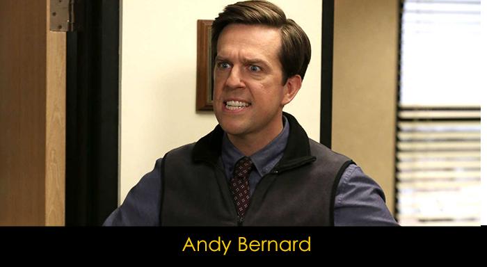 The Office dizisi oyuncuları - Andy