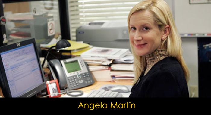The Office dizisi oyuncuları - Angela