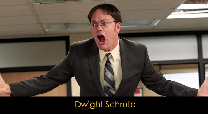 The Office dizisi oyuncuları - Dwight