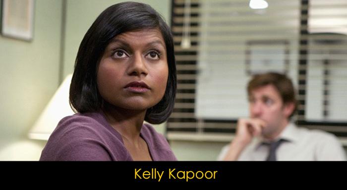 The Office dizisi oyuncuları - Kelly