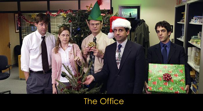 yemek yerken izlenebilecek diziler - The Office