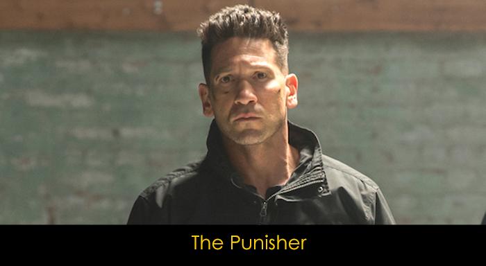 Çizgi roman dizileri - The Punisher