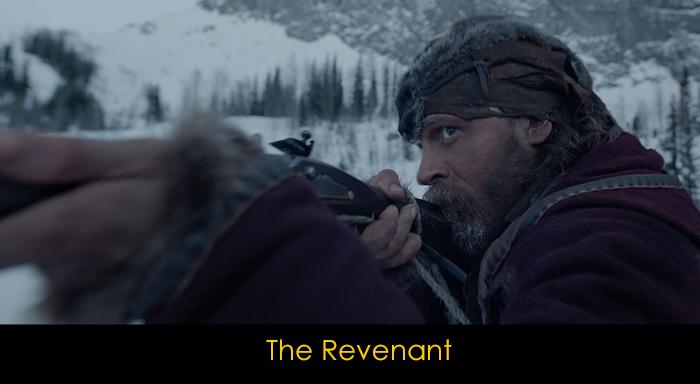 En iyi Tom Hardy filmleri - The Revenant