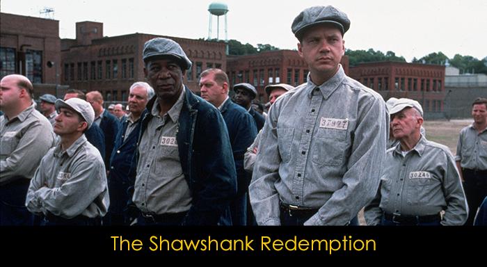 En İyi Dram Filmleri - The Shawshank Redemption