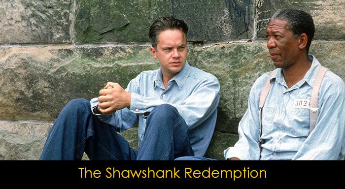 En İyi Kaçış Filmleri - The Shawshank Redemption