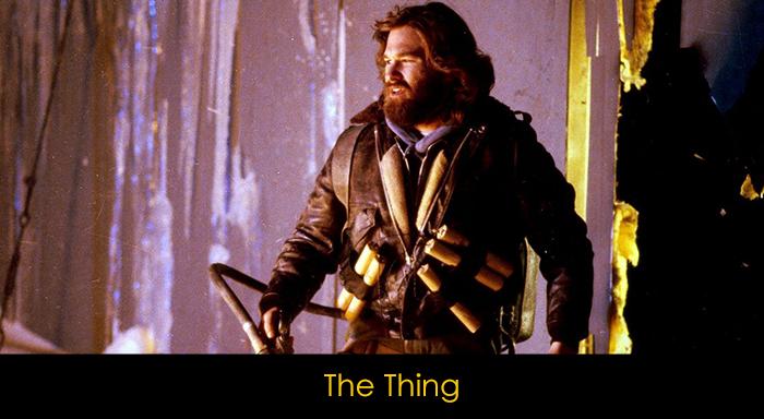En İyi Korku Filmleri - The Thing