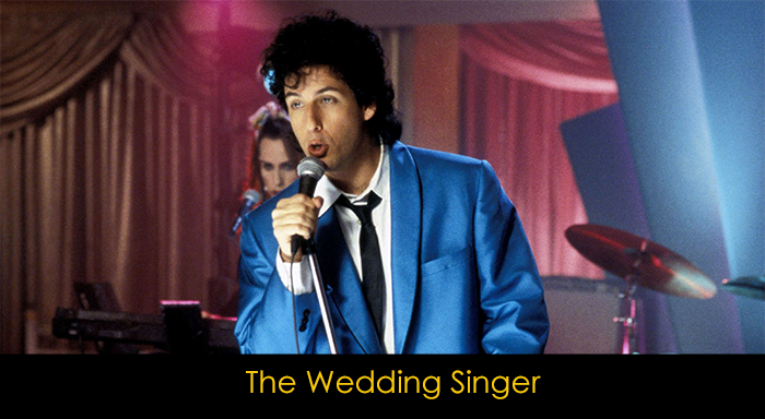En İyi Adam Sandler Filmleri - The Wedding Singer