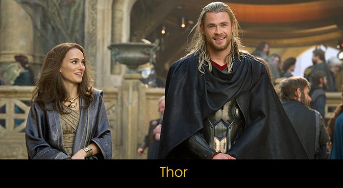En iyi Natalie Portman Filmleri - Thor