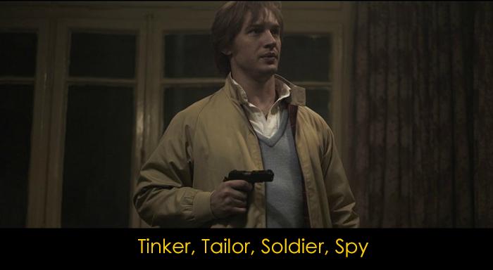 En iyi Tom Hardy filmleri - Tinker, Tailor, Soldier, Spy