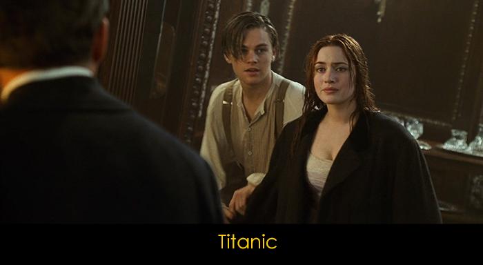 Gerçek Hayattan Uyarlanan En İyi 10 Film - Titanic