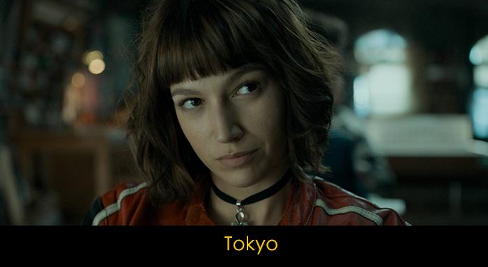 La Casa De Papel Oyuncuları - Tokyo