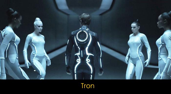 Hacker Filmleri - Tron