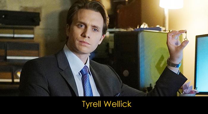 Mr Robot dizisi oyuncuları - Tyrell Wellick