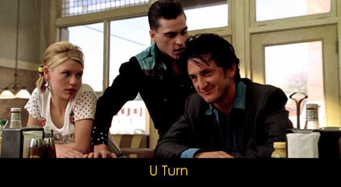 En İyi Oliver Stone Filmleri - U Turn
