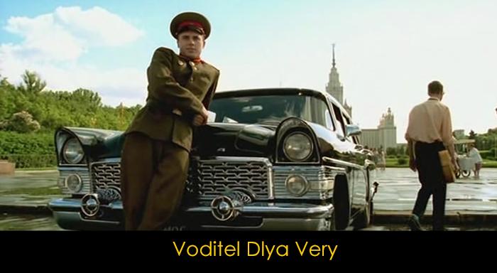 En İyi Rus Filmleri - Voditel Dlya Very