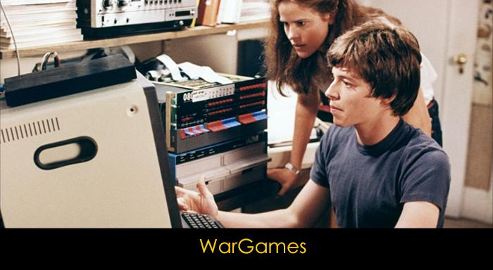 Hacker Filmleri - WarGames