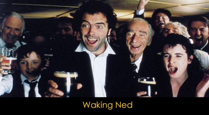 En İyi İrlanda Filmleri - Waking Ned