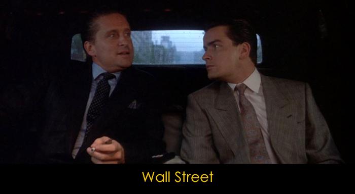 En İyi Oliver Stone Filmleri - Wall Street