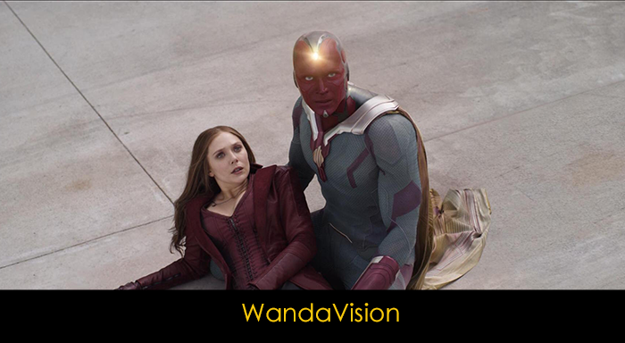 Marvel filmleri vizyon tarihi - WandaVision