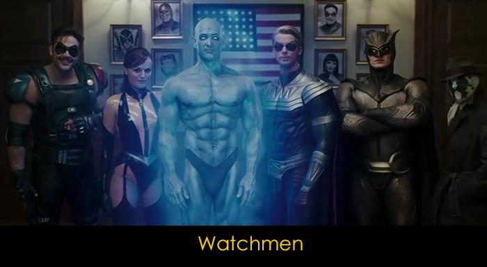 DC Filmleri - Watchmen
