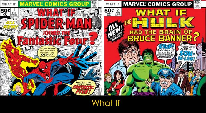 Marvel filmleri vizyon tarihi - What If