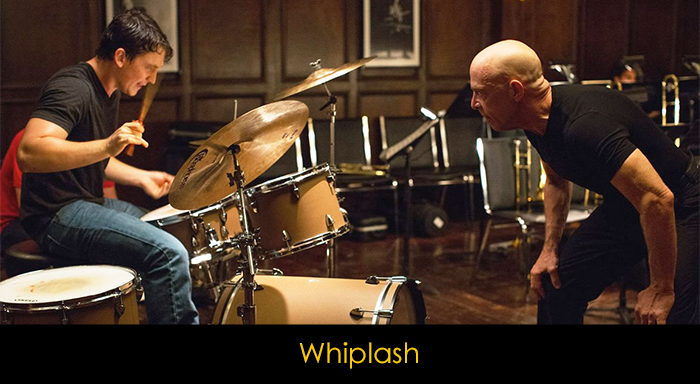 Motivasyon filmleri - Whiplash