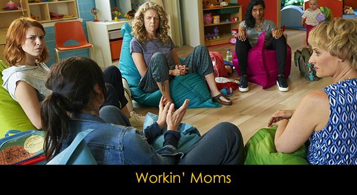 Netflix Ağustos içerikleri - Workin' Moms