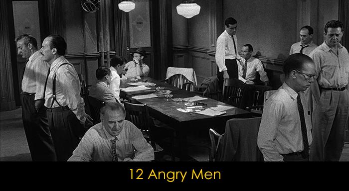 Tek mekanda geçen filmler - 12 Angry Men