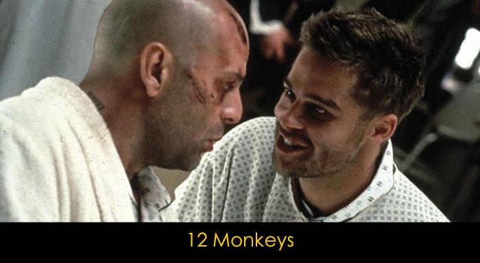 En iyi gerilim filmleri - 12 Monkeys