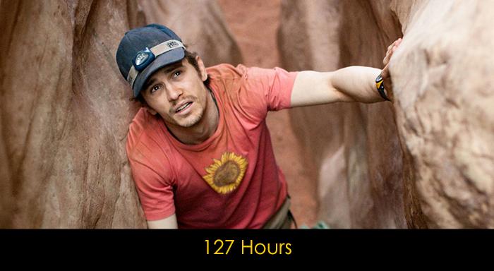 Tek mekanda geçen filmler - 127 Hours
