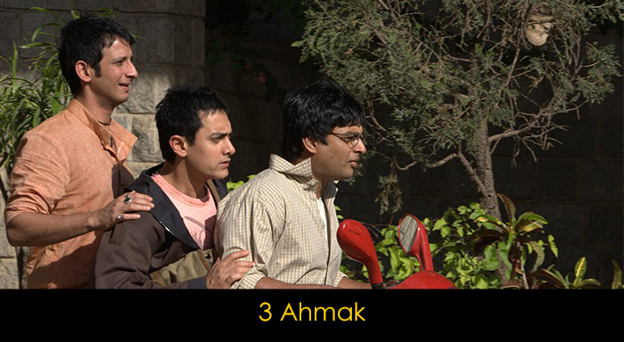 En iyi Hint filmleri - 3 Ahmak