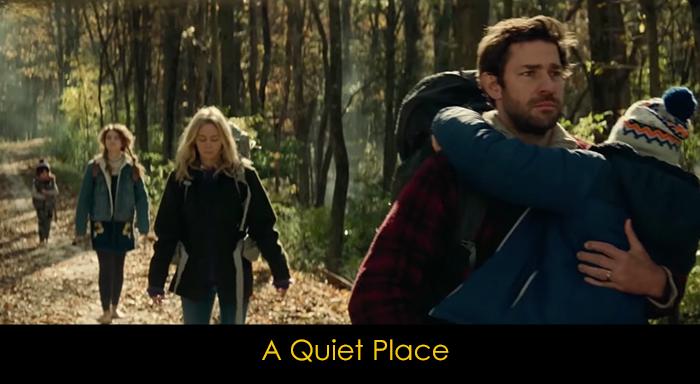 Netflix'teki Korku Filmleri - A Quiet Place