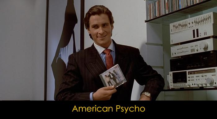 En iyi gerilim filmleri - American Psycho