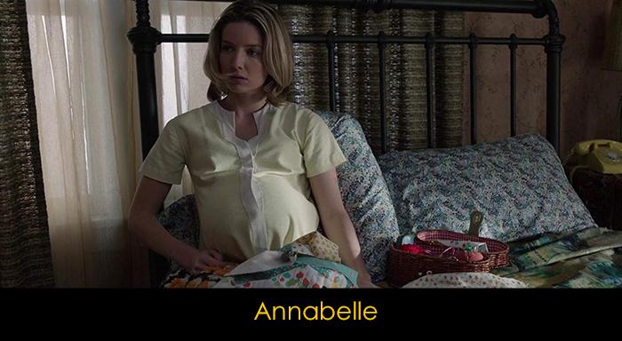 Netflix'teki Korku Filmleri - Annabelle