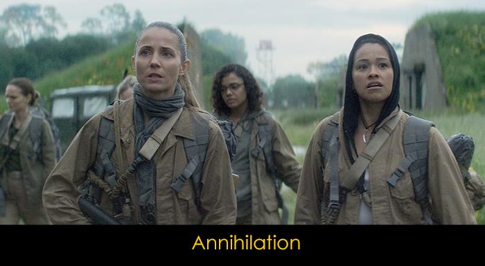 Netflix'teki Korku Filmleri - Annihilation